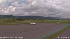 view from Mifflin County Airport (east) on 2019-06-19