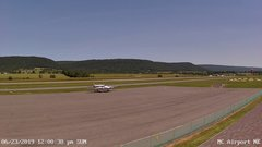 view from Mifflin County Airport (east) on 2019-06-23