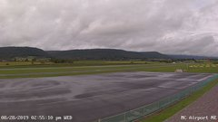 view from Mifflin County Airport (east) on 2019-08-26