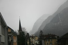 view from Bristenblick on 2019-03-11
