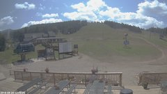 view from Angel Fire Resort - Base on 2018-08-20