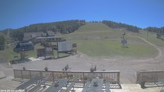 view from Angel Fire Resort - Base on 2018-09-13