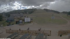 view from Angel Fire Resort - Base on 2018-09-19
