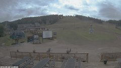 view from Angel Fire Resort - Base on 2018-09-20
