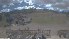 view from Angel Fire Resort - Base on 2018-09-21