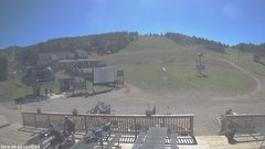 view from Angel Fire Resort - Base on 2018-09-23