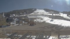 view from Angel Fire Resort - Base on 2018-11-05
