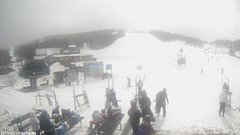 view from Angel Fire Resort - Base on 2019-02-11