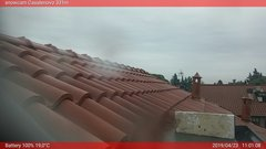 view from Snowcam Casatenovo on 2019-04-23