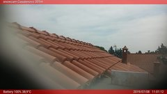 view from Snowcam Casatenovo on 2019-07-08