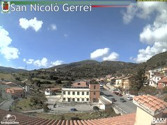 view from San Nicolò on 2019-02-19
