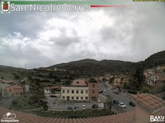 view from San Nicolò on 2019-04-24
