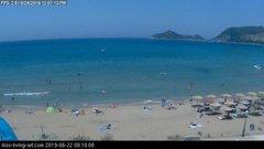 view from Agios Georgios NW Corfu Greece on 2019-06-24