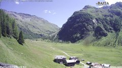 view from Val di Rèzzalo NE on 2018-07-13