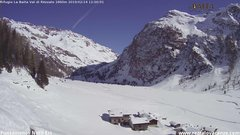 view from Val di Rèzzalo NE on 2019-02-14