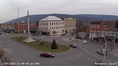 view from Monument Square Center on 2018-12-09