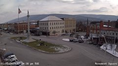 view from Monument Square Center on 2019-01-15