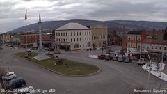 view from Monument Square Center on 2019-01-16