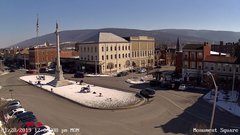 view from Monument Square Center on 2019-01-28
