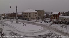 view from Monument Square Center on 2019-02-20