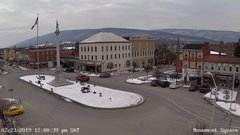 view from Monument Square Center on 2019-02-23