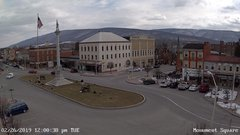 view from Monument Square Center on 2019-02-26