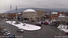 view from Monument Square Center on 2019-03-01