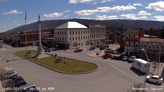 view from Monument Square Center on 2019-04-01