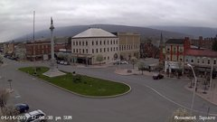 view from Monument Square Center on 2019-04-14