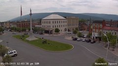 view from Monument Square Center on 2019-05-19