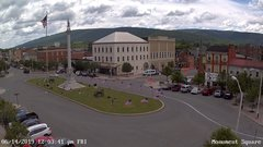 view from Monument Square Center on 2019-06-14