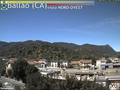 view from Ballao on 2019-03-17