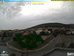 view from San Basilio on 2018-08-04
