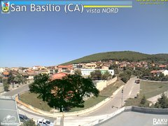 view from San Basilio on 2018-08-09