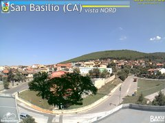 view from San Basilio on 2018-08-13