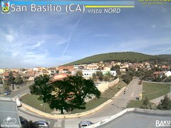 view from San Basilio on 2018-10-15