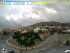 view from San Basilio on 2018-10-18