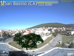 view from San Basilio on 2019-01-07