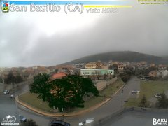 view from San Basilio on 2019-01-09