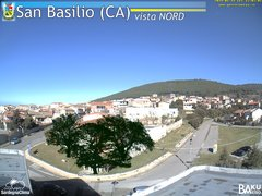 view from San Basilio on 2019-01-15