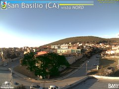 view from San Basilio on 2019-02-18
