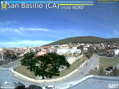 view from San Basilio on 2019-03-04