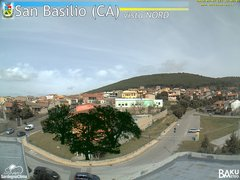 view from San Basilio on 2019-03-07