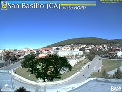 view from San Basilio on 2019-03-09