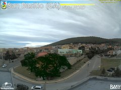 view from San Basilio on 2019-03-11