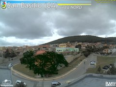 view from San Basilio on 2019-03-13