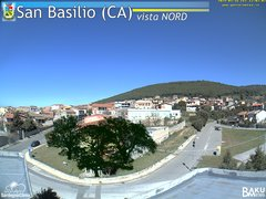view from San Basilio on 2019-03-16