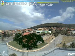 view from San Basilio on 2019-05-12