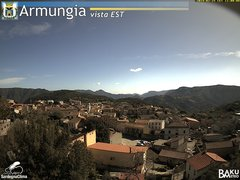 view from Armungia on 2019-02-25