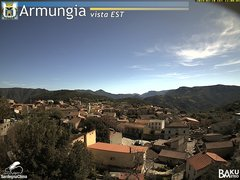 view from Armungia on 2019-03-10